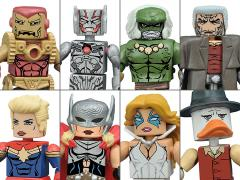 Marvel Minimates Wave 64 Secret Wars Two Pack Set of 4