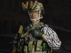 Special Mission Unit Tier-1 Operator Part IV (Urban Warfare A) 1/6 Scale Figure