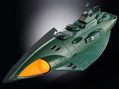 Space Battleship Yamato Soul of Chogokin GX-89 Garmillas Warship