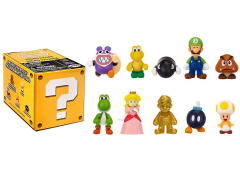 World of Nintendo Micro Figure Wave 1 Box of 30 Figures