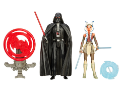 "Star Wars 3.75"" Darth Vader & Ahsoka Tano 2-Pack (Rebels)"