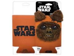Star Wars Ewok Fur Can Cooler