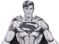 Superman Jim Lee Blueline Edition Action Figure