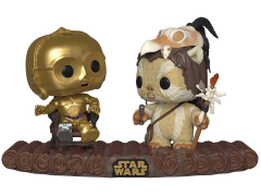 Pop! Star Wars: Return of The Jedi Movie Moments - Encounter on Endor