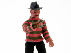 "A Nightmare on Elm Street Freddy Krueger 8"" Mego Figure"