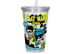 Pop! Home: DC Acrylic Cup - Batman & Robin
