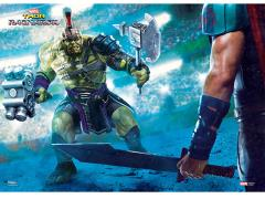 Thor: Ragnarok Hulk vs Thor MightyPrint Wall Art
