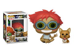 Pop! Animation: Cowboy Bebop - Ed and Ein