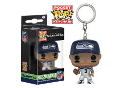 Pocket Pop! Keychain: NFL - Russell Wilson