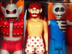 Ghosts 'n Goblins ReAction Three-Pack B