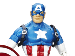 Captain America Marvel Legends Captain America (Red Skull BAF)