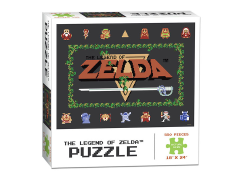The Legend of Zelda Puzzle Classic