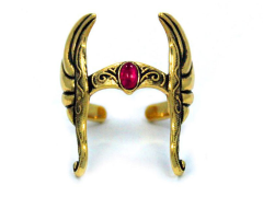 Masters of the Universe She-Ra Helmet Ring