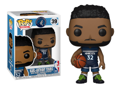 Pop! NBA: Timberwolves - Karl-Anthony Towns (Away)