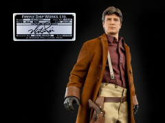 Firefly Big Damn Heroes Malcolm Reynolds (Signature Edition) 1/6 Scale Figure