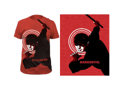 Marvel Daredevil T-Shirt (Michael Cho)