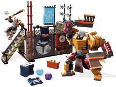 Destiny Mega Construx Cabal Gladiator Battle Set