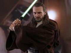 Star Wars: The Phantom Menace MMS525 Qui-Gon Jinn 1/6th Scale Collectible Figure