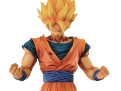 Dragon Ball Z Grandista Resolution of Soldiers Goku