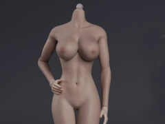 European Female Action Figure 1/6 Scale Body (PS)