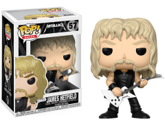 Pop! Rocks: Metallica - James Hetfield