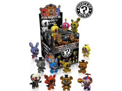 Five Nights at Freddy's Mystery Minis Box of 12 Figures