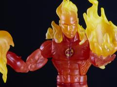 Fantastic Four Marvel Legends The Human Torch Exclusive