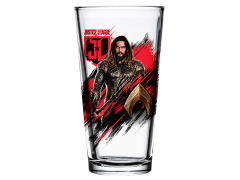 Justice League Toon Tumblers Aquaman Pint Glass