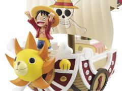 One Piece Mega World Collectable Figure Thousand Sunny Ship