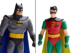 Batman: The Animated Series Batman & Robin Bendable Figure Two-Pack