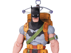 DC Designer Series Survival Suit Batman Figure (Greg Capullo)