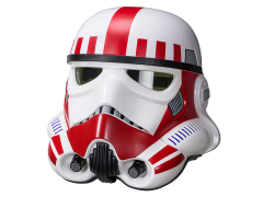 Star Wars: The Black Series Imperial Shock Trooper 1:1 Scale Wearable Helmet (Electronic)