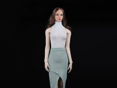 Women's Dress Suit (White) 1/6 Scale Accessory Set