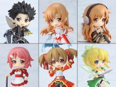Sword Art Online Niitengo DX Box of 6 Figures