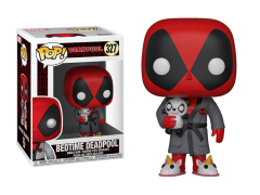 Pop! Marvel: Deadpool - Deadpool (In Robe)