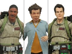 Ghostbusters Select Wave 1 Set of 3