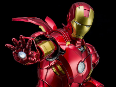 Iron Man 2 Iron Man Mark IV Armor 1/9 Scale Figure