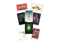 Ghostbusters Lithographic Print Set