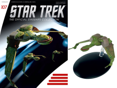 Star Trek Starships Collection - #107 Bird of Prey (Attack Position)