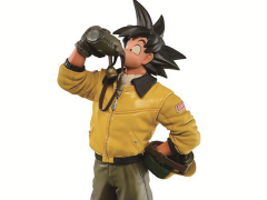 Dragon Ball Z SCultures World Figure Colosseum Goku (Special Color)