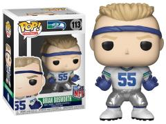 Pop! NFL Legends: Seahawks - Brian Bosworth (Away)