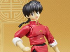 Ranma 1/2 S.H.Figuarts Ranma Saotome (Male Version)