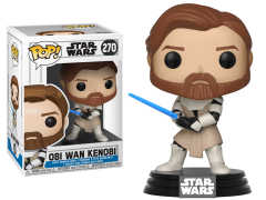 Pop! Star Wars: The Clone Wars - Obi-Wan Kenobi