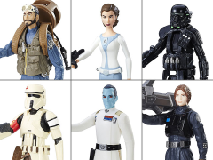 "Star Wars Universe 3.75"" Figure 2017 Wave 01 - Set of 6"