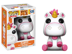Pop! Movies: Despicable Me 3 Fluffy