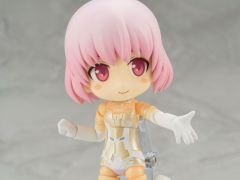 Frame Arms Girl Cu-Poche Figure - Materia in White