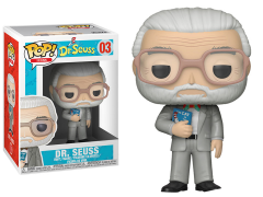 Pop! Icons: Dr. Seuss - Dr. Seuss