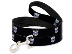 Transformers Decepticon Logo Dog Leash