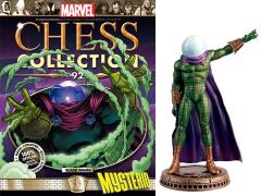Marvel Chess Figure Collection #92 - Mysterio Black Pawn