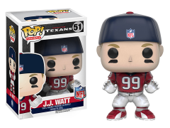 Pop! NFL: Wave 3 - JJ Watt